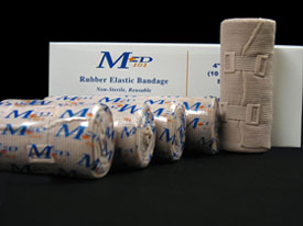 Rubber Elastic Bandages