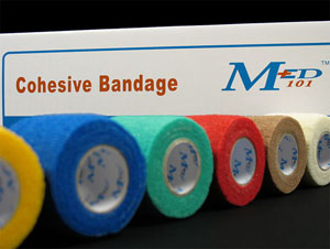 Cohesive Elastic Bandages